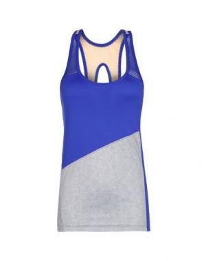 Топ без рукавов SPLITS59. Цвет: ярко-синий