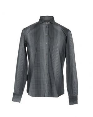 Pубашка MAESTRAMI. Цвет: стальной серый