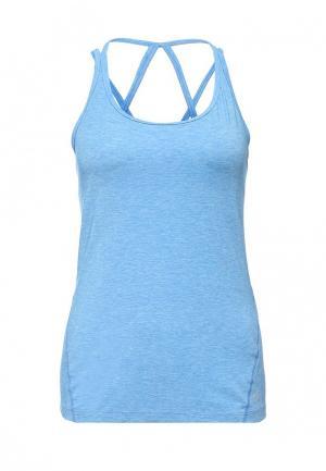Майка спортивная Gap. Цвет: голубой