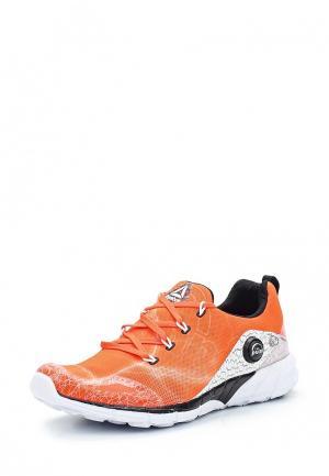 Кроссовки Reebok. Цвет: оранжевый