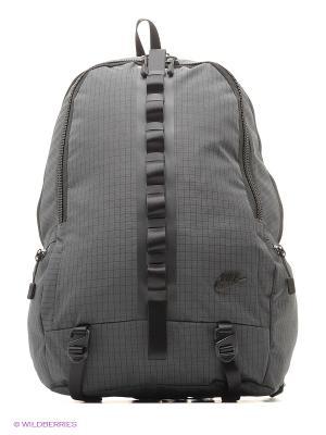 Рюкзак NIKE KARST CASCADE BACKPACK. Цвет: черный, серый
