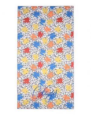 Пляжное полотенце COTAZUR. Цвет: белый