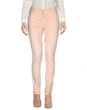 Повседневные брюки CAMBIO. Цвет: светло-розовый