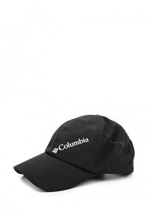 Бейсболка Columbia. Цвет: черный