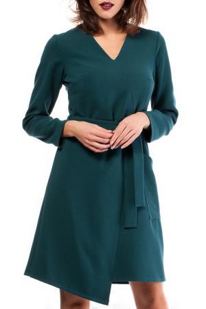 Платье BeWear. Цвет: green