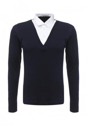 Пуловер Rerock. Цвет: синий