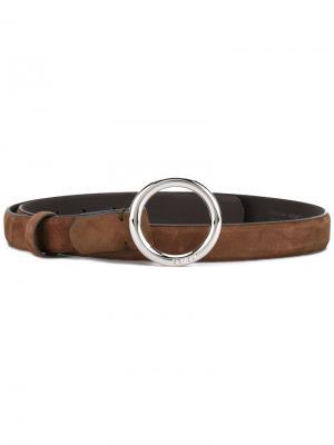 Ремень Cintura Dondup. Цвет: коричневый