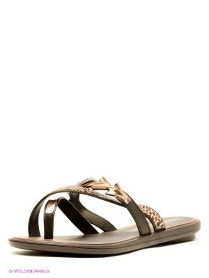 Пантолеты Grendha. Цвет: черный, бронзовый