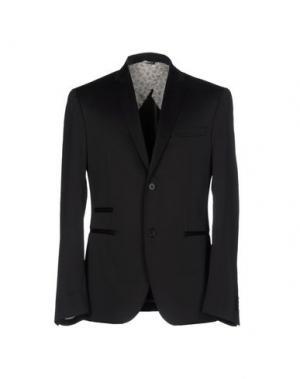 Пиджак J.W. TABACCHI. Цвет: черный