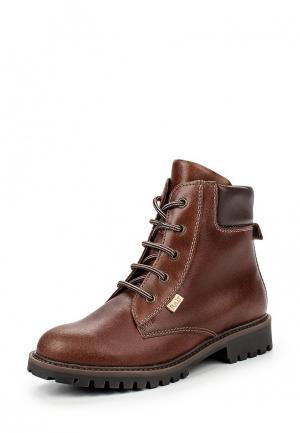 Ботинки Ralf Ringer. Цвет: коричневый