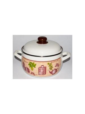 Набор посуды 6 предметов (2,2л, 4л, 5,3л). с крышкой METROT. Цвет: бежевый