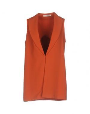 Пиджак PAOLO CASALINI. Цвет: ржаво-коричневый