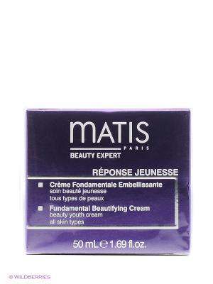 Блеск Молодости крем для радикального улучшения кожи, 50 мл Matis. Цвет: прозрачный