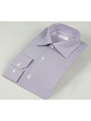 Рубашка LIVANSO. Цвет: фиолетовый