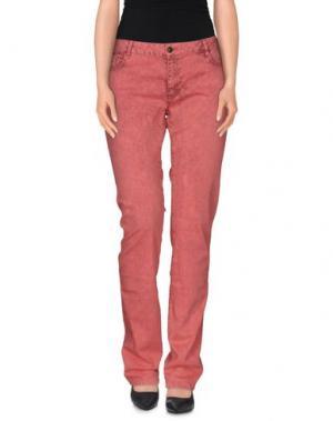 Повседневные брюки BELAIR. Цвет: коралловый