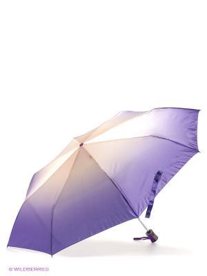 Зонт Labbra. Цвет: сиреневый