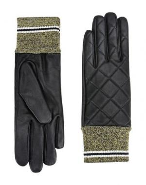 Перчатки SCOTCH & SODA. Цвет: черный