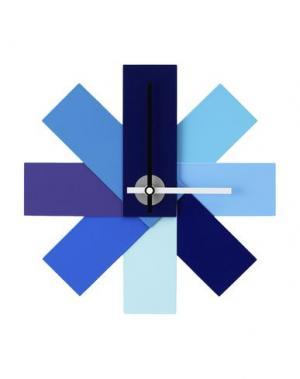 Настенные часы NORMANN COPENHAGEN. Цвет: синий