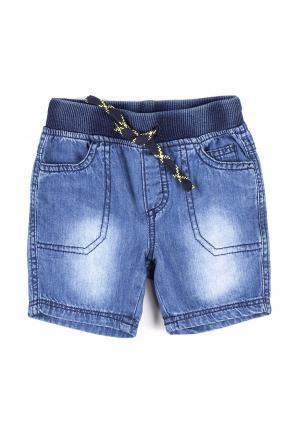 Шорты джинсовые Coccodrillo. Цвет: голубой