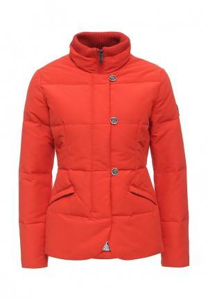 Куртка утепленная Featuring. Цвет: оранжевый