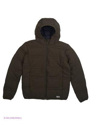 Куртка S.OLIVER. Цвет: темно-коричневый