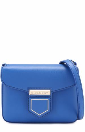 Сумка Nobile Givenchy. Цвет: синий