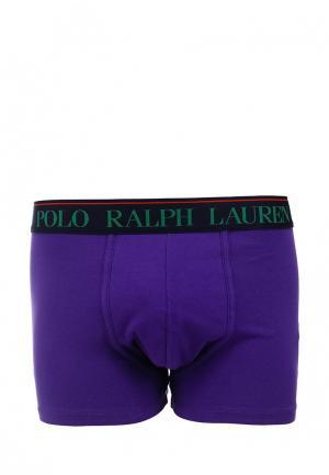 Трусы Polo Ralph Lauren. Цвет: фиолетовый