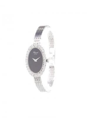 Аналоговые часы Geneve Chopard. Цвет: металлический