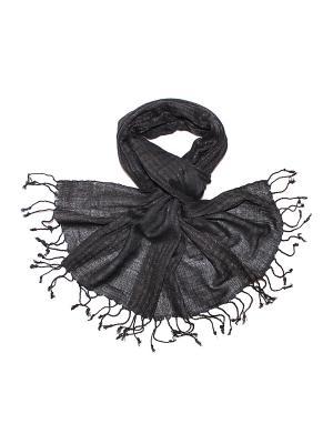 Платок Ethnica. Цвет: черный