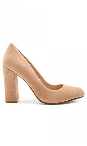 Туфли на каблуке gwen RAYE. Цвет: цвет загара