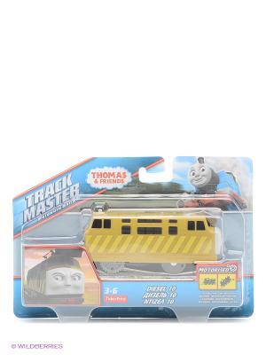 Томас и его друзья Моторизированные паровозики THOMAS & FRIENDS. Цвет: бирюзовый, голубой, белый