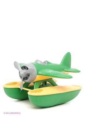 Гидроплан Green Toys. Цвет: зеленый, серый, желтый