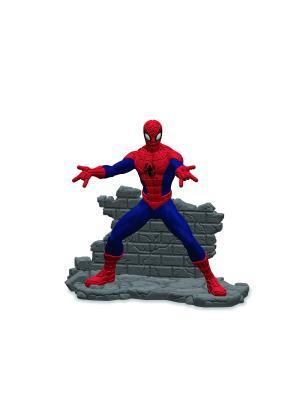 Человек-паук  SCHLEICH. Цвет: синий, красный