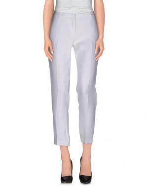 Повседневные брюки FABERGE&ROCHES. Цвет: белый