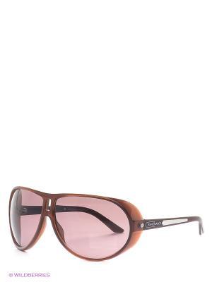 Солнцезащитные очки IS 11-014 55P Enni Marco. Цвет: коричневый