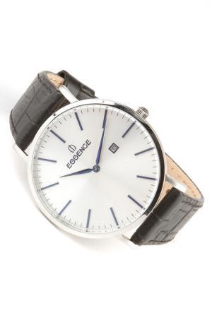 Наручные часы Essence. Цвет: стальной, черный