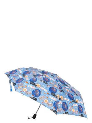 Зонт Labbra. Цвет: синий