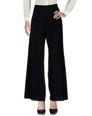 Повседневные брюки ANNITA M.. Цвет: черный