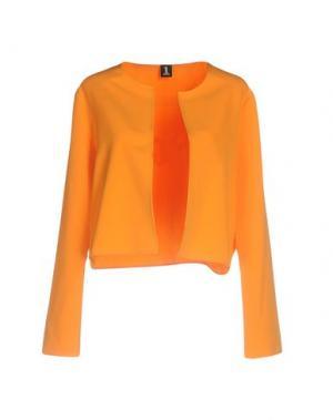 Пиджак ONE. Цвет: оранжевый