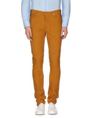 Повседневные брюки APRIL 77. Цвет: верблюжий