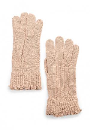 Перчатки Patrizia Pepe. Цвет: розовый