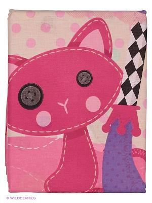 Комплект постельного белья 1,5 сп. Lalaloopsa Classic LALALOOPSY. Цвет: розовый