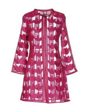 Легкое пальто CABAN ROMANTIC. Цвет: фуксия
