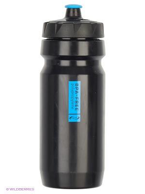 Бутылка для воды BBB. Цвет: черный, синий