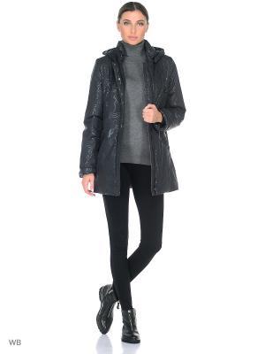 Куртка MELISSA Maritta. Цвет: антрацитовый