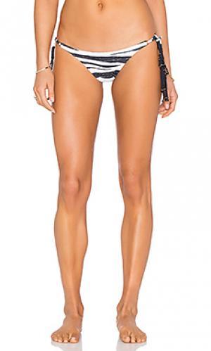 Низ бикини side Vix Swimwear. Цвет: черный