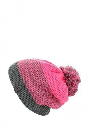 Шапка CAPO. Цвет: розовый