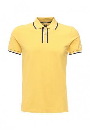 Поло Club Des Sports. Цвет: желтый