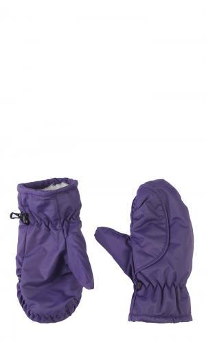 Варежки 50 ТВОЕ. Цвет: фиолетовый