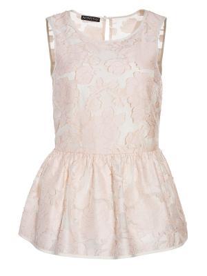 Блузка APART. Цвет: розовый